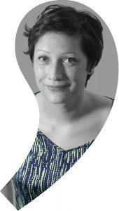 columnist Paulien van den Burg 2016
