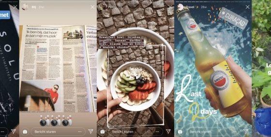 Hoe maak je de beste stories op Instagram?